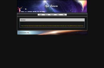 www.appzuniverse.org screenshot
