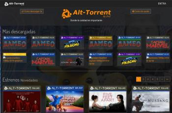 alt-torrent.com screenshot