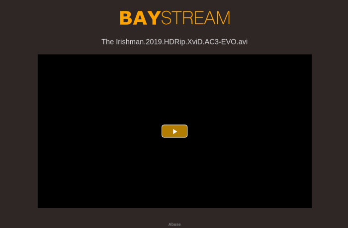 baystream.co torrent page