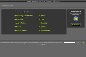 beathau5.com screenshot