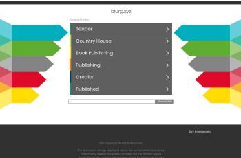 blurg.xyz screenshot