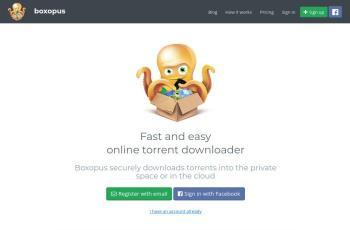 boxopus.com screenshot