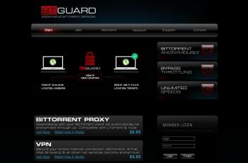 btguard.com screenshot