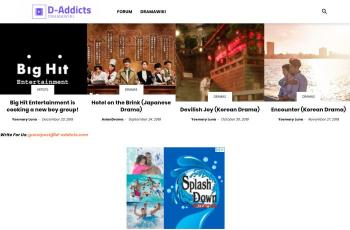 www.d-addicts.com screenshot
