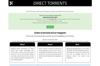 www.direct-torrents.com screenshot