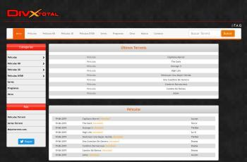 www.divxtotal.com screenshot