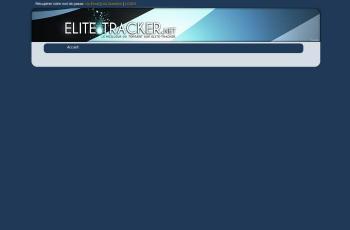 elite-tracker.net screenshot