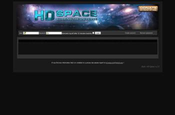hd-space.org screenshot