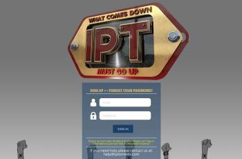 iptorrents.com screenshot