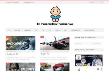 telechargerjeuxtorrent.com screenshot