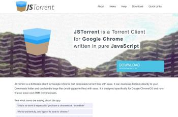 jstorrent.com screenshot
