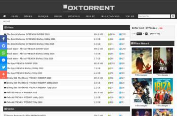 oxtorrent.co screenshot