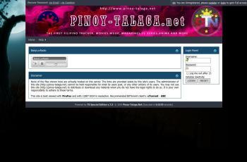 pinoy-talaga.net screenshot