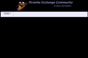 piranha.excom.us screenshot