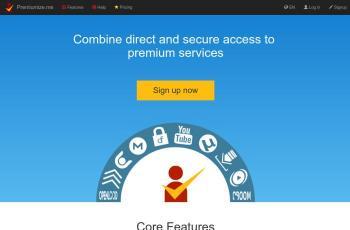 www.premiumize.me screenshot