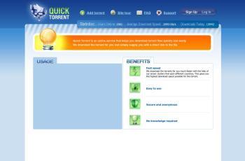 www.quick-torrent.com screenshot