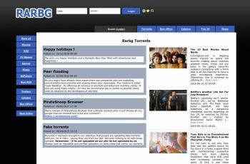 rarbg.to screenshot