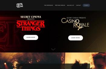 www.secretcinema.org screenshot
