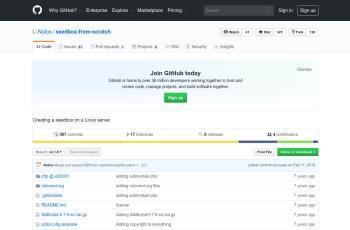 github.com screenshot