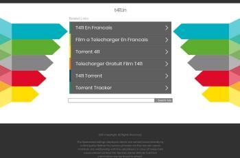 www.t411.in screenshot