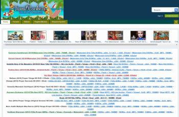 tamilrockers.ws screenshot