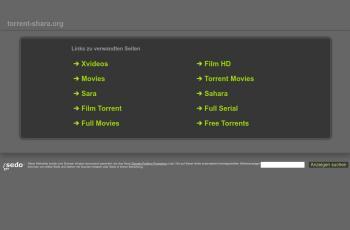 torrent-shara.org screenshot
