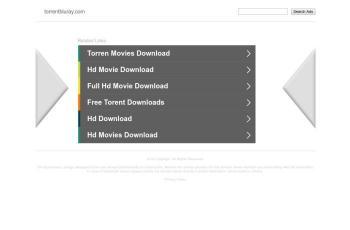 torrentbluray.com screenshot
