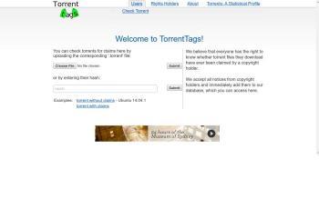 torrenttags.com screenshot