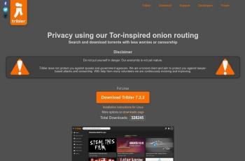 www.tribler.org screenshot