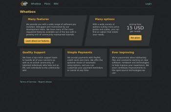 whatbox.ca screenshot