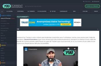 ww3.yggtorrent.si screenshot