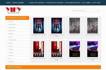 www.yify-movies.net screenshot
