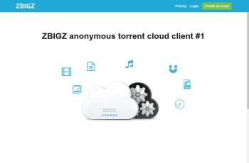 www.zbigz.com screenshot