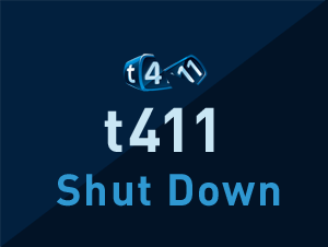 T411 french torrent site down